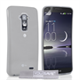 Yousave Accessories LG G Flex Silicone Gel Case - Clear