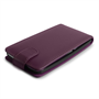 Yousave Accessories LG G Flex Leather-Effect Flip Case - Purple