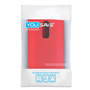 Yousave Accessories LG G Flex Leather-Effect Flip Case - Red