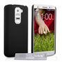Yousave Accessories LG G2 Mini Hard Hybrid Case - Black