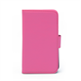 Yousave Accessories LG G2 Mini Leather-Effect Wallet Case - Hot Pink