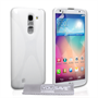 Yousave Accessories LG G Pro 2 Silicone Gel X-Line Case - White