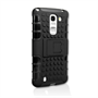 Yousave Accessories LG G Pro 2 Stand Combo Black Case