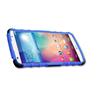 Yousave Accessories LG G Pro 2 Stand Combo Blue Case