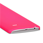 Yousave Accessories LG G3 Hard Hybrid Case - Hot Pink