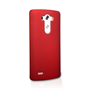 Yousave Accessories LG G3 Hard Hybrid Case - Red