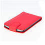 Yousave Accessories LG G3 Leather-Effect Flip Case - Red
