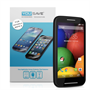 Yousave Accessories Motorola Moto E Screen Protectors X 3 - Clear