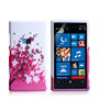 Yousave Accessories Nokia Lumia 920 Floral Bee Case