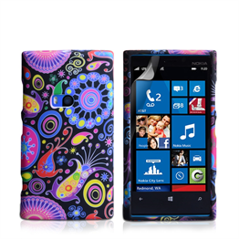 Yousave Accessories Nokia Lumia 920 Jellyfish Case