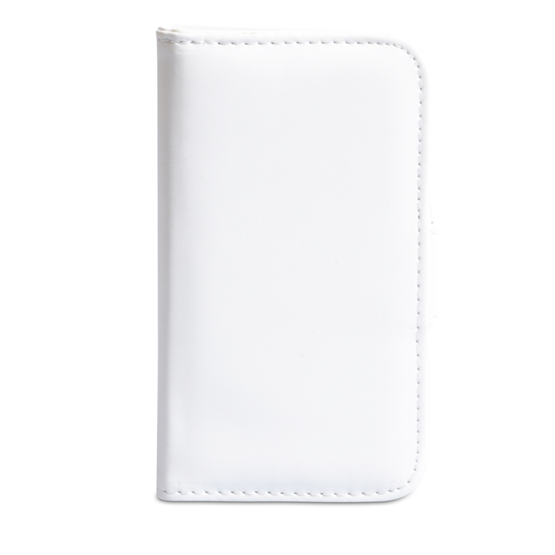 Yousave Accessories Nokia Lumia 620 Leather-Effect Wallet Case - White