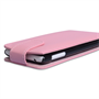 Yousave Accessories Nokia Lumia 720 PU Flip Baby Pink Case