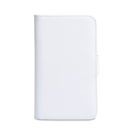 Yousave Accessories Nokia Lumia 720 PU Wallet White Case