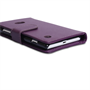 Yousave Accessories Nokia Lumia 720 PU Wallet Purple Case