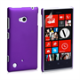 Yousave Accessories Nokia Lumia 720 Purple Hybrid