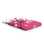 Yousave Accessories Nokia Lumia 720 Floral Bee Pink Case