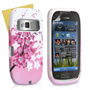 Yousave Accessories Nokia C7 Floral Bee Gel