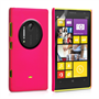 Yousave Accessories Nokia Lumia 1020 Hybrid Hot Pink Case