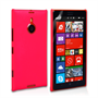 Yousave Accessories Nokia Lumia 1520 Hard Hybrid Case - Hot Pink