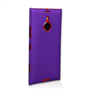 Yousave Accessories Nokia Lumia 1520 Hard Hybrid Case - Purple