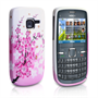 Yousave Accessories Nokia C3 Floral Bee Gel Case