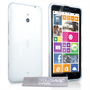 Yousave Accessories Nokia Lumia 1320 Silicone Gel Case - Clear