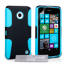 Yousave Accessories Nokia Lumia 630/635 Mesh Combo- Blue