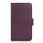 Yousave Accessories Nokia Lumia 630 Leather-Effect Wallet Case - Purple