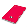 Yousave Accessories Nokia Lumia 930 Hard Hybrid Case - Hot Pink