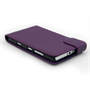 Yousave Accessories Nokia Lumia 930 Leather-Effect Flip Case - Purple