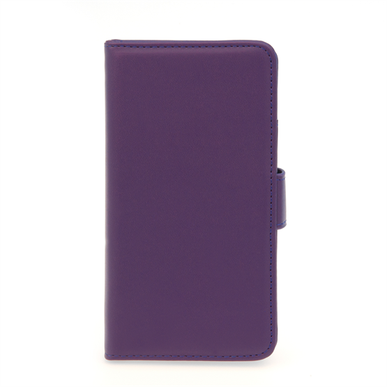 Yousave Accessories Nokia Lumia 930 Leather-Effect Wallet Case - Purple