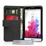 Yousave Accessories Nokia G3 S PU Wallet Black Case