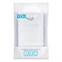 Yousave Accessories Microsoft Lumia 535 Silicone Gel Case - Clear