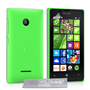 Yousave Accessories Microsoft Lumia 435 Hard Case - Crystal Clear