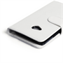 Yousave Accessories HTC One White Wallet (Trade)