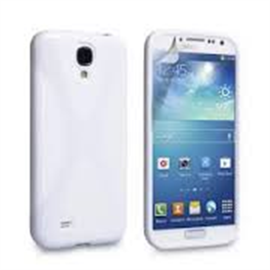 Yousave Accessories Samsung Galaxy S4 Trade X-Line White Case