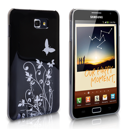 Yousave Accessories Black IMD Samsung Galaxy Note