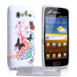 Yousave Accessories Samsung Galaxy Advance Des001