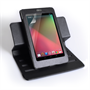 Yousave Accessories Google Nexus 7 Black PU Leather 360 Case