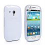 Yousave Accessories Samsung Galaxy S3 Mini Silicone Gel Case - Clear