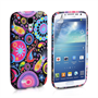 Yousave Accessories Samsung Galaxy S4 Jellyfish Silicone Gel Case