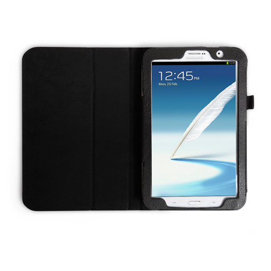Yousave Accessories Samsung Galaxy Note 8 Tablet Case Black Case