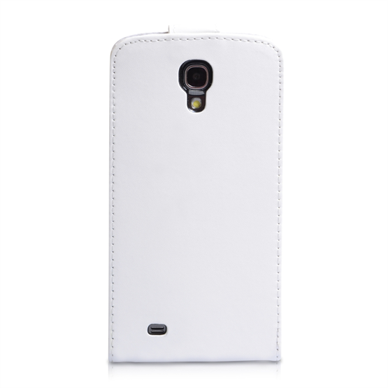 Yousave Accessories Samsung Galaxy Mega 6.3 PU Flip White Case