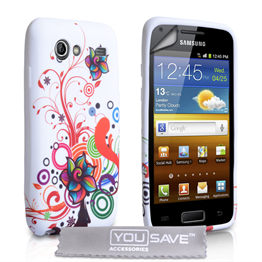 Yousave Accessories Samsung Galaxy S Advance Des002