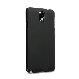 Yousave Accessories Samsung Galaxy Note 3 Gel Black Case