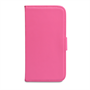 Yousave Accessories Samsung Galaxy S4 Active PU Wallet Hot Pink Case