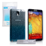 Yousave Accessories Samsung Galaxy Note 3 Raindrop Blue Case