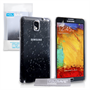 Yousave Accessories Samsung Galaxy Note 3 Raindrop Black Case
