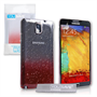 Yousave Accessories Samsung Galaxy Note 3 Raindrop Red Case