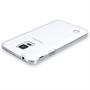 Yousave Accessories Samsung Galaxy S5 Hard Case - Crystal Clear